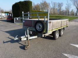 tipper car trailer SALLAS ST 20 kipper 1993
