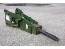 accesorio de trituradora y martillo EUROTEC HB350 2009