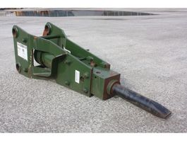 crusher and hammer attachment EUROTEC HB350 2009