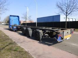 chassis semi trailer Ackermann VS-F24/13 2003