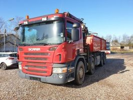 other trucks Scania P 400 2011