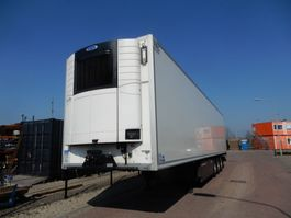 refrigerated semi trailer Kögel SVA 24 Frigo / SAF Disc 2015
