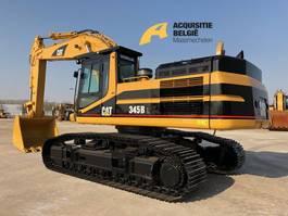 crawler excavator Caterpillar 345BLII 2002