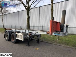 container chassis semi trailer ASCA Container electric / Hydraulic Tipper System,  Container chassis, 20 FT,... 2006