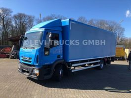 Koffer LKW > 7.5 tonnen Iveco 120E28/P  Austauschmotor LBW Differntialsperre 2012