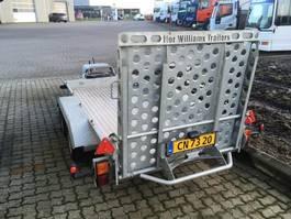 machine transporter car trailer iFor Williams 100% som ny GH94 2700 2020