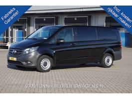 minivan – bus osobowy Mercedes Benz Vito 116 CDI XL 9 Persoons Airco Navi Cruise Trekhaak Automaat!! NR. 563 2018