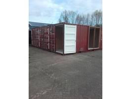 container uso ufficio - abitativo Container 3 x20ft open