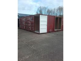 conteneur de bureau/habitation Container 3 x20ft open