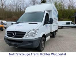 lehké užitkové vozidlo s uzavřenou skříní < 7.5 t Mercedes Benz 316 CDI Sprinter, LBW, erst 172TKM,HUneu