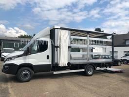 shop trailer lcv Iveco Daily 70C18H/PLuftfeder/Getränke/SchiebeplaneLBW 2020