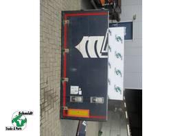 Klapa tylna część do samochodu ciężarowego Mercedes Benz Twee achter deuren oplegger
