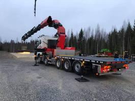 crane truck Volvo FH 540 10x4 uusi paketti 2020