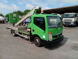 bucket truck lcv Nissan CABSTAR 35.11 WITH LIFT MULTITEL 16 M 2008