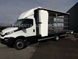 shop trailer lcv Iveco Daily 70C18H/P luftfed/Getränke/AIRLINE-LaSe/LBW 2020