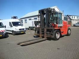 forklift Kalmar DCD90-6 TRIPLOBOOM 2000