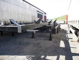 chassis semi trailer Kaessbohrer SSK 52/11-24 52M3 1988