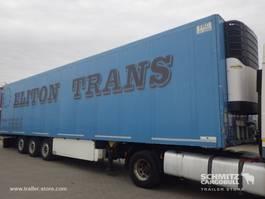 refrigerated semi trailer Schmitz Cargobull Vries Standard 2008