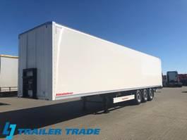 closed box semi trailer Kaessbohrer Doppelstock 2020