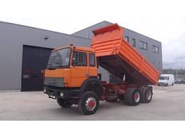 tipper truck > 7.5 t Iveco Magirus 260-34 (GRAND PONT / LAMES / 6X6) 1992