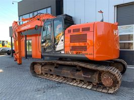 crawler excavator Hitachi ZX 225 USR LC-5B 2015