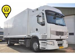 closed box truck > 7.5 t Renault PREMIUM 380DXI GESLOTEN LAADBAK EURO5 INWENDIG L=725 B=250 H=242 2013