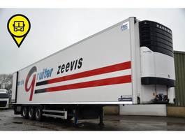refrigerated semi trailer Lamberet LAMBERET 3-ASS KOEL CARRIER MAXIMA 1300 2014