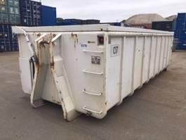 conteneur d'expédition à toit ouvert VERNOOY CONTAINER 8378