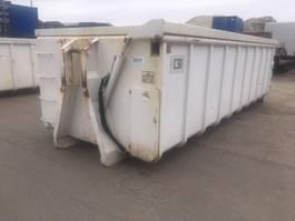 conteneur d'expédition à toit ouvert VERNOOY CONTAINER 8377 AFZETBAK MET DEKSEL