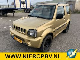 all-terrain vehicle Suzuki JIMNY 4X4 4X4 1999