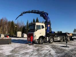 crane truck Volvo FH 10X4 uusi paketti 2019