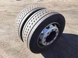 tyres truck part Goodyear KMAX 315/60R22.5 SET 2018