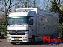 car transporter truck Mercedes-Benz Actros 2535 , 4-CARS 2003