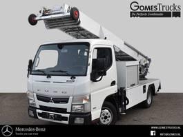 chassis cab truck Fuso Canter 3S13 VERHUISLIFT 3S13 3.0 DI 280 Böcker Verhuislift 2020