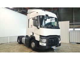 tracteur standard Renault T460 VOITH  QUALITY RENAULT TRUCKS FRANCE 2015