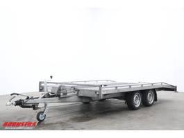reboque para automóvel para transporte de automóveis Hapert AT 2700 Autotransporter 2015