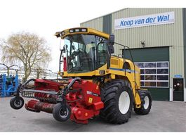 other harvesting machines New Holland FX40 forester 2003