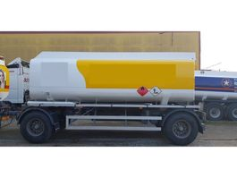 tank trailer Kaessbohrer 22000 Liter Tank Petrol Fuel Diesel ADR 2008