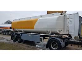 tank trailer Kaessbohrer 27000 Liter Tank Petrol Fuel Diesel ADR 1999