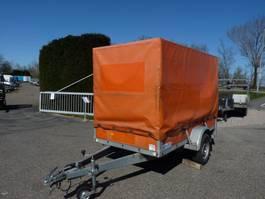 tilt car trailer Atec bakwagen met huif