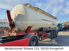 feed semi trailer Feldbinder KIP 40.3, HU 11/2020