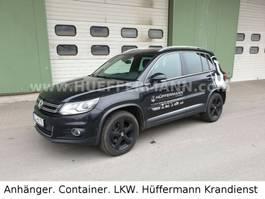 Allrad – 4x4 Personenwagen Volkswagen Lounge Sport & Style BMT 4Motion DSG NAVI XENON