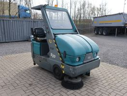 andere Baumaschine S20 Sweep Max Elektro Aufsitzkehrmaschine 2011