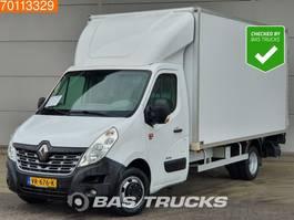 закрытый короб ЛКТ < 7.5 t Renault Master 2.3 dCI 136pk Bakwagen 1000kg Laadklep Dubbellucht Navi Airco L4H... 2015