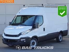 veículo comercial ligeiro fechado Iveco Daily 35S17 3.0 170PK Automaat Imperiaal 3500kg trekhaak Camera Navi L2H... 2015