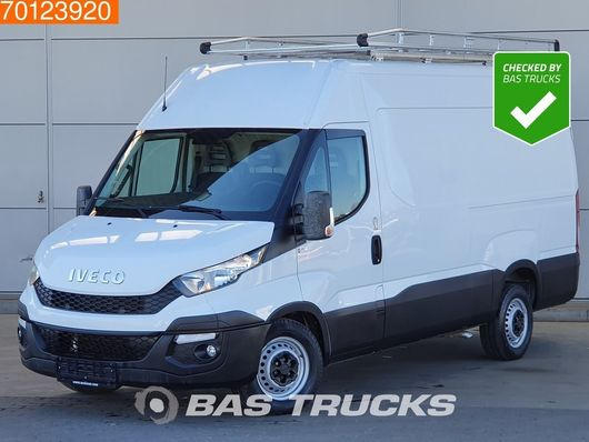 закрытый ЛКТ Iveco Daily 35S17 3.0 170PK Automaat Imperiaal 3500kg trekhaak Camera Navi L2H... 2015