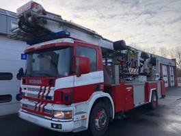 fire truck Scania P114 VEMA teleskob lift 2020