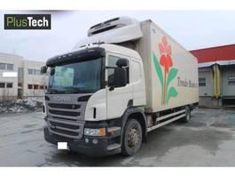 closed box truck > 7.5 t Scania P280 2012