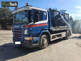 container truck Scania 164G 2010