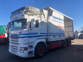 refrigerated truck Scania R730 / 6X2 / EURO 5 2012